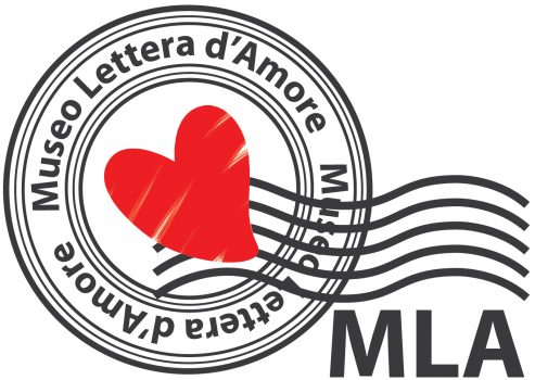 Logo museo delle lettere d'amore